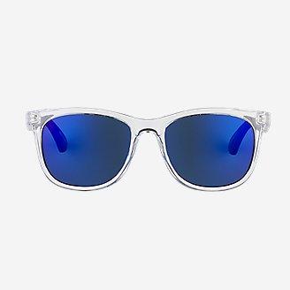 Preston Polarized Sunglasses in White
