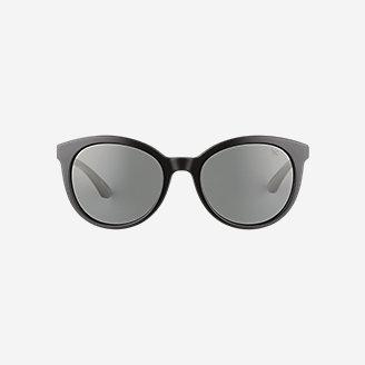 Ridgedale Polarized Sunglasses in Black