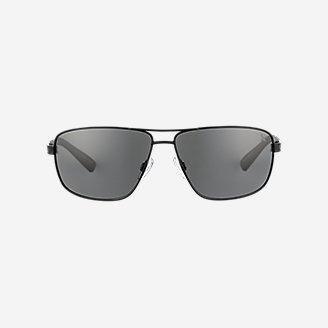 Camano Polarized Sunglasses in Black