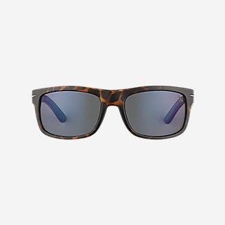Akton Polarized Sunglasses in Brown