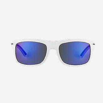 Akton Polarized Sunglasses in White