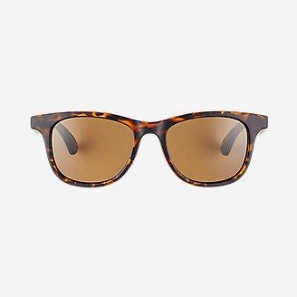 Preston Polarized Sunglasses - Small Fit in Brown