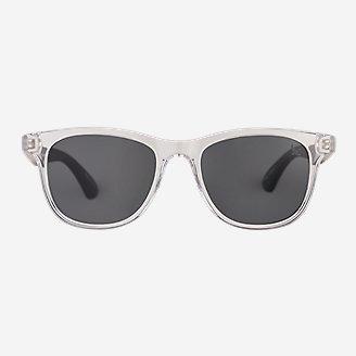 Preston Polarized Sunglasses - Small Fit in White