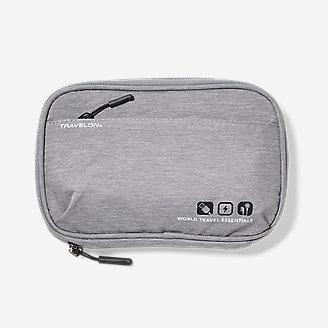 Travelon Tech Accessory Organizer in Gray