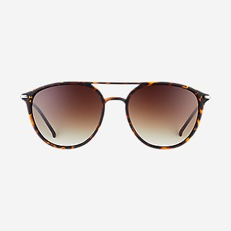 Mercer Sunglasses in Brown