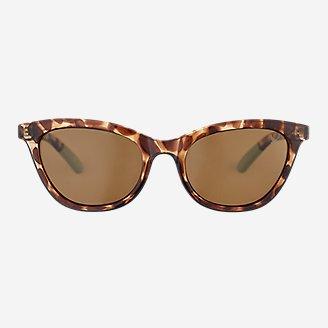 Medina Polarized Sunglasses in Brown