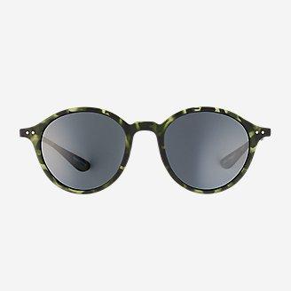Newport Polarized Sunglasses in Green