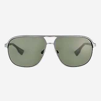 Hunts Point Polarized Sunglasses in Gray