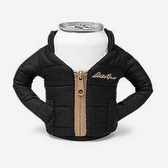 Puffin Beverage Jacket in Black