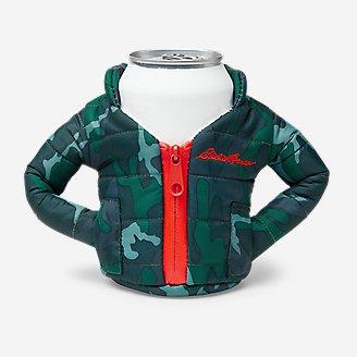 Puffin Beverage Jacket in Green