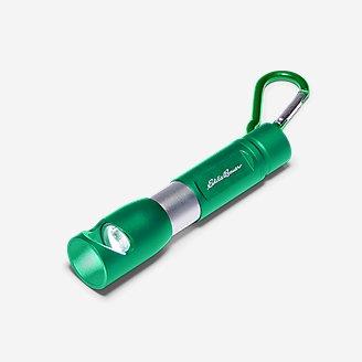 Bottle Opener Zoom Flashlight in Green