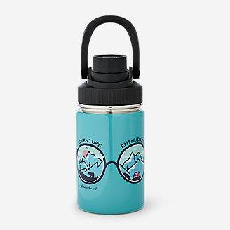 12 oz Sierra Sport Bottle in Blue