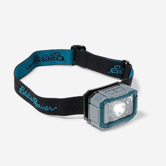 500 Lumen Rechargeable Headlamp in Blue
