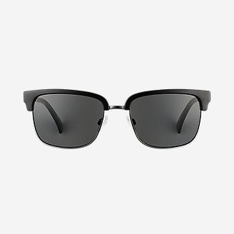 Roslyn Polarized Sunglasses in Black
