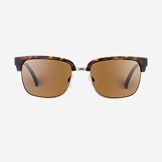 Roslyn Polarized Sunglasses in Brown