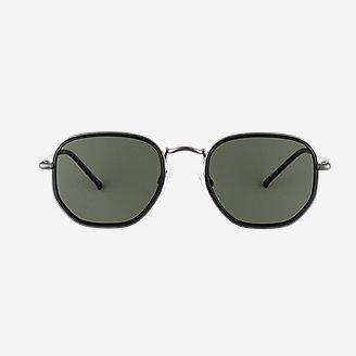 Densmore Polarized Sunglasses in Black