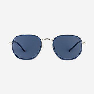 Densmore Polarized Sunglasses in Blue