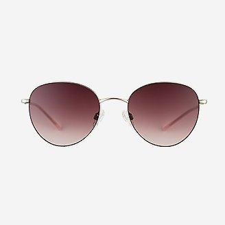 Adina Sunglasses in Red