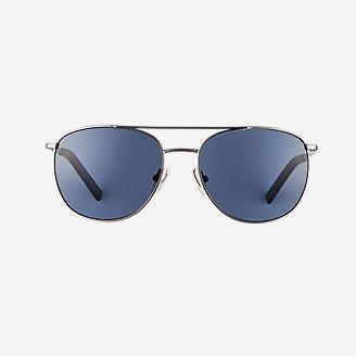 Interlake Polarized Sunglasses in Gray