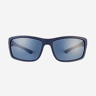 Saxon Polarized Sunglasses in Blue