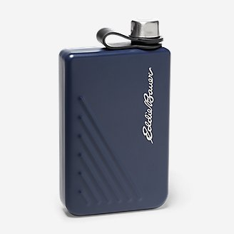 9 oz Flask in Blue