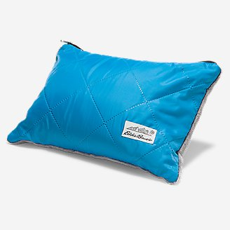 Recycled Outdoor Camp Throw in Blue