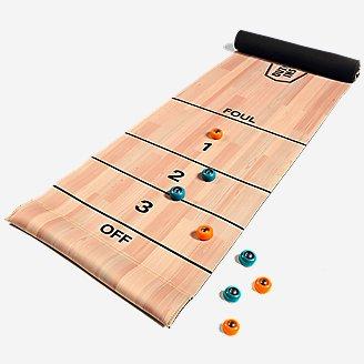GSI Roll-Up Shuffleboard in Orange
