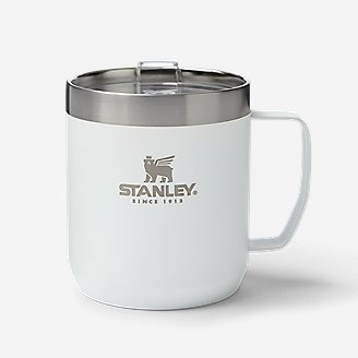 Stanley Legendary Camp Mug in White