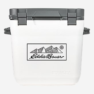 Stanley Outdoor Cooler - 30 Qt in White