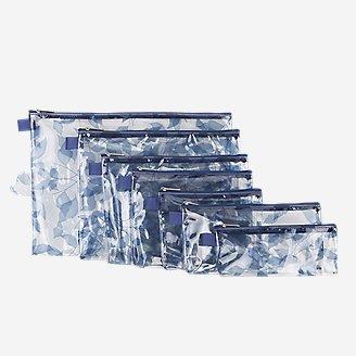 Travelon Packing Envelopes - Set of 7 in Blue