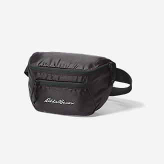 Stowaway Packable Waistpack in Gray