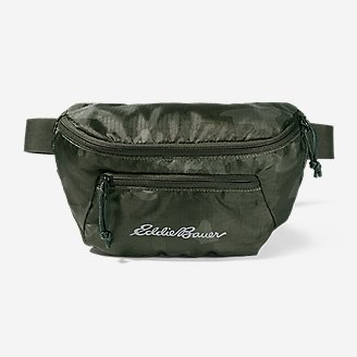 Stowaway Packable Waistpack in Green