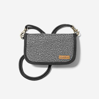 Connect Travel Wallet in Gray