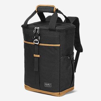 Bygone Backpack Cooler in Black