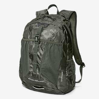 Stowaway Packable 30L Pack in Green