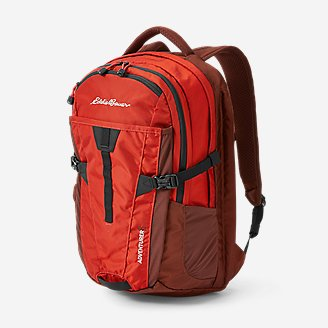 Adventurer 30L Pack in Red