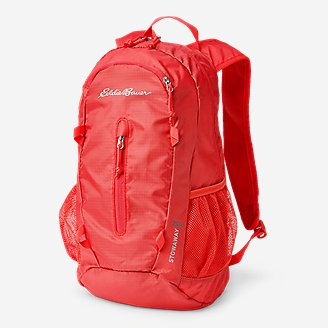 Stowaway Packable 20L Daypack in Red