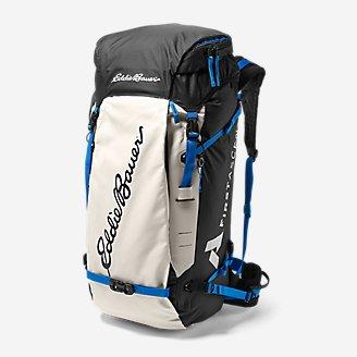 Alpine Sisu 50L Pack in Gray
