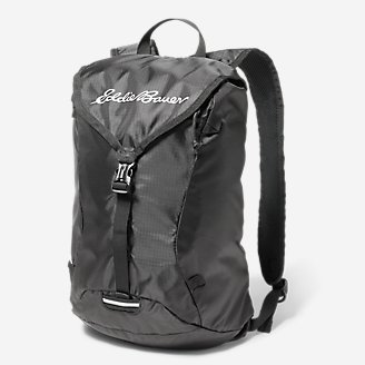 Stowaway Packable 20L Ruck Pack in Gray