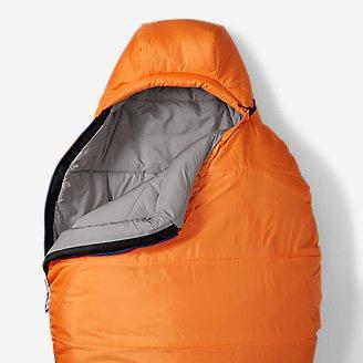 Copper Peak 30º Sleeping Bag in Orange