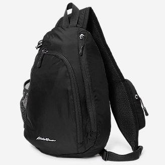 Ripstop Sling Pack in Black