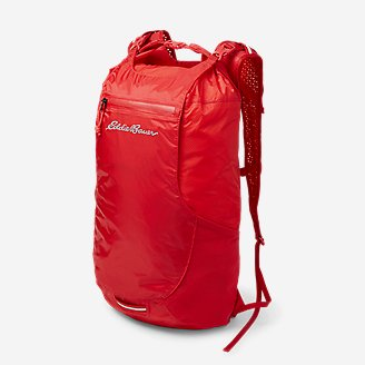 Stowaway Storm Pack in Red