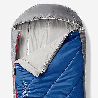 Comfort Camper 2.0 40º Sleeping Bag in Blue