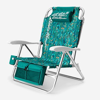 Backpack Chair in Blue