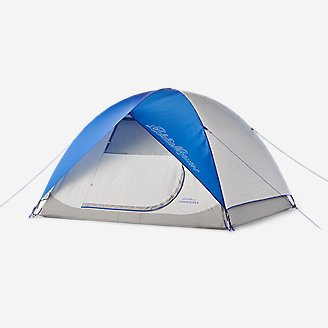 Carbon River 4 Tent in Blue