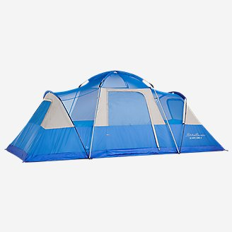 Olympic Dome 8 Tent in Blue