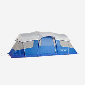 Olympic Air 12 Tent in Blue