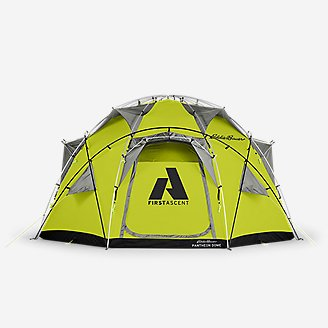 Pantheon Dome Tent in Green