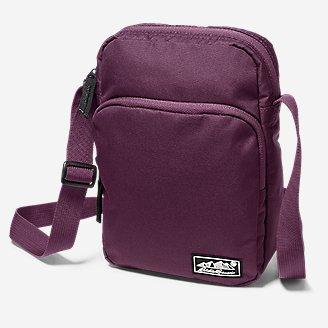 Jasper Crossbody Bag in Purple