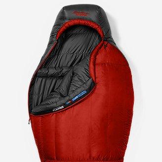 Kara Koram 20º Down Sleeping Bag in Red
